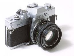 Si! è lei, la mia prima macchina fotografica...